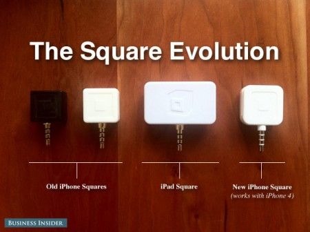 Square iphone ipad credit card reader 450336 benchmark brands square iphone ipad credit card reader 450336 reheart Images